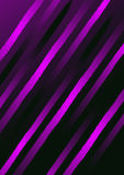 Vector abstract glamour background with diagonal lines and strips. Shiny violet backdrop. Stock Images