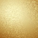 Vector abstract gold texture square background Royalty Free Stock Photography
