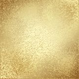 Vector abstract gold texture square background Stock Image