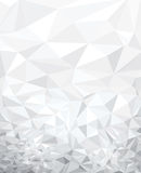 Vector abstract gray background. Stock Image