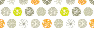Vector abstract gray and green polka dot backgr Stock Photography