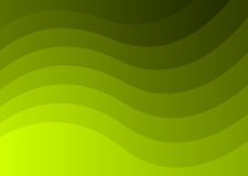 Vector abstract green background Stock Photography