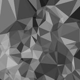 Vector Abstract Grey Triangle Background stock illustratie