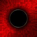 Vector abstract helder malplaatje als achtergrond Stock Afbeeldingen