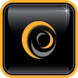 Vector abstract internet icons Stock Photos