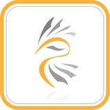 Vector abstract Internet pictogram Stock Illustratie