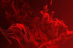 Vector abstract maroon to red color shaded wavy background, wallpaper. Bright colors of red Stock Image