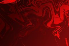 Vector abstract maroon to red shaded wavy background, wallpaper. Vector abstract maroon to red shaded stream line wavy background, wallpaper for many uses Royalty Free Stock Image