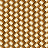 Vector abstract metallic wickerwork pattern Stock Photos
