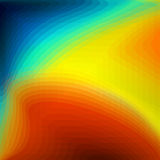 Vector abstract multicolor background Royalty Free Stock Photos