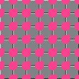 Vector Abstract Naadloos Geometrisch Patroon Royalty-vrije Stock Foto