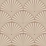 Vector abstract naadloos geometrisch patroon vector illustratie