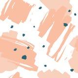 Vector abstract naadloos patroon royalty-vrije illustratie