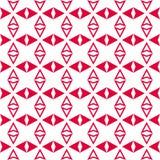 Vector abstract naadloos patroon Royalty-vrije Stock Fotografie