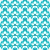 Vector abstract naadloos patroon Stock Afbeeldingen