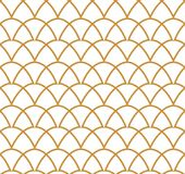 Vector abstract naadloos patroon Art Deco Style Background Geometrische textuur Stock Fotografie