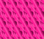Vector abstract naadloos patroon met gradiënt Stock Foto's
