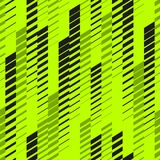 Vector abstract neon sport pattern with fading lines, tracks, halftone stripes. Urban pattern. Neon pattern. Abstract geometric seamless pattern with vertical stock illustration