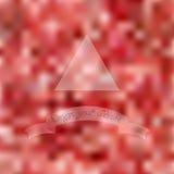 Vector abstract onduidelijk beeld als achtergrond Royalty-vrije Stock Foto's