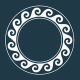 Vector Abstract Ornament Royalty Free Stock Photography