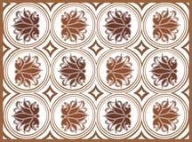 Vector abstract patroon Royalty-vrije Stock Fotografie