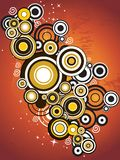 Vector abstract pattern background Royalty Free Stock Photos