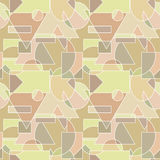 Vector abstract pattern - seamless texture Royalty Free Stock Photography