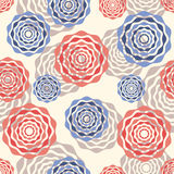 Vector abstract pattern Royalty Free Stock Images