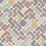 Vector abstract pattern - vintage seamless light c Royalty Free Stock Photos