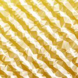 Vector abstract polygon background. High quality design element Stock Images