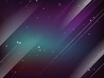 Vector Abstract Poster Background Stock Photo