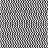 Vector abstract psihedelic patroon als achtergrond voor het ontwerp van de kunstgrafiek Stock Fotografie