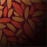 Vector abstract seamless background Stock Images
