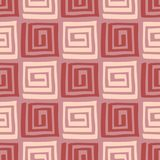 Seamless  ethic pattern Royalty Free Stock Photography