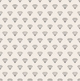 Vector abstract seamless background. Line pattern Stock Photos