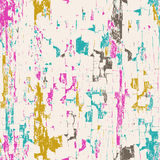 Vector abstract seamless background. Painted white wooden wall. Royalty Free Stock Photography