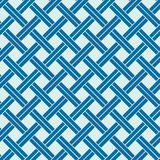 Vector abstract seamless composition best for use in textile and. Fabric, symmetric ornate background created with grid, netting Stock Image