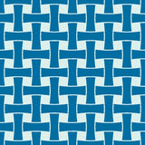 Vector abstract seamless composition best for use in textile and. Fabric, symmetric ornate background created with grid, netting Royalty Free Stock Image