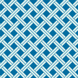 Vector abstract seamless composition best for use in textile and. Fabric, symmetric ornate background created with grid, netting Stock Images