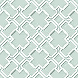 Vector Abstract Seamless Geometric Islamic Wallpaper. Stock Photos