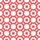 Vector abstract seamless pattern Stock Images