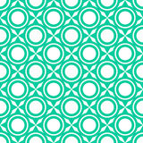 Vector abstract seamless pattern Stock Photography