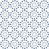 Vector abstract seamless pattern Royalty Free Stock Images