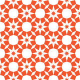 Vector abstract seamless pattern Stock Image