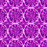 Vector abstract seamless pink pattern Royalty Free Stock Image