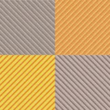 Vector abstract seamless textures Royalty Free Stock Photos
