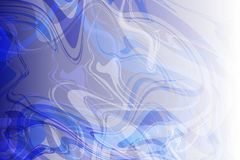 Vector abstract shaded stream line wavy background, wallpaper. For many uses Royalty Free Stock Photography