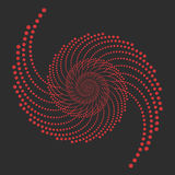 Vector Abstract Spiral. EPS 8.0 file available vector illustration