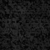 Vector abstract square pixel mosaic. Stock Photography