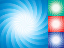 vector abstract star burst backgrounds Royalty Free Stock Photography